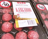 Kangaroo Meatballs