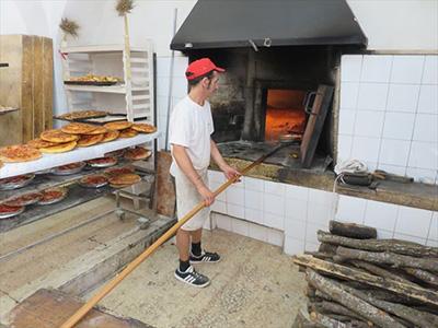 パンの製造