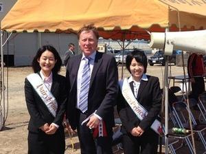 with Dairy Qween.JPGのサムネイル画像のサムネイル画像