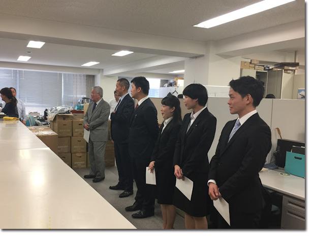 入社式ceremony2017_4
